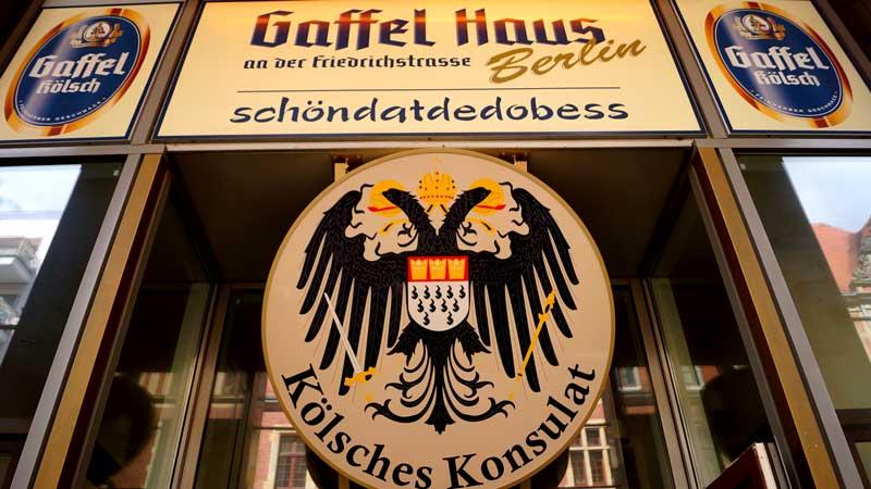 Gaffelhaus berlin